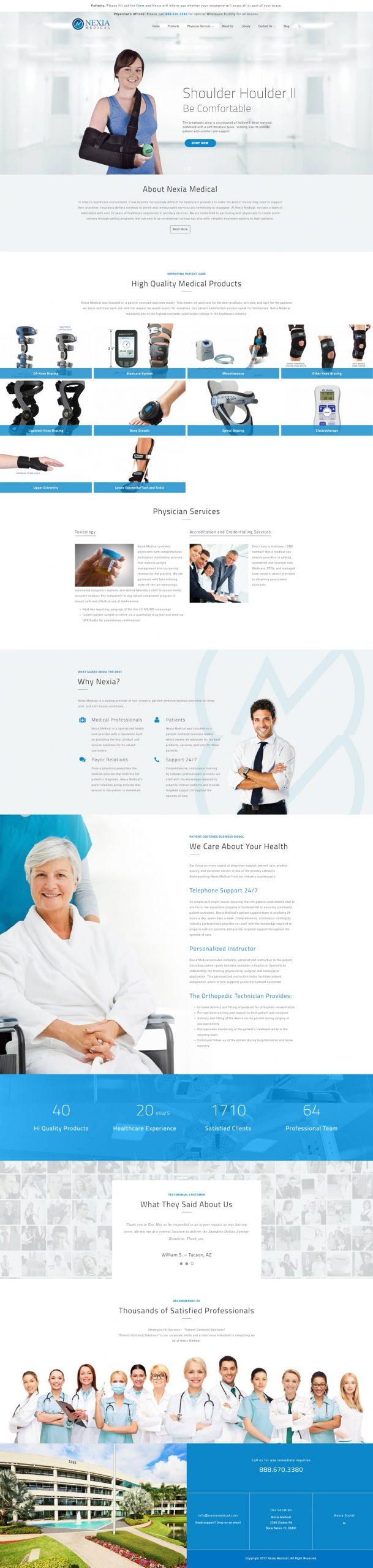 Nexia Medical