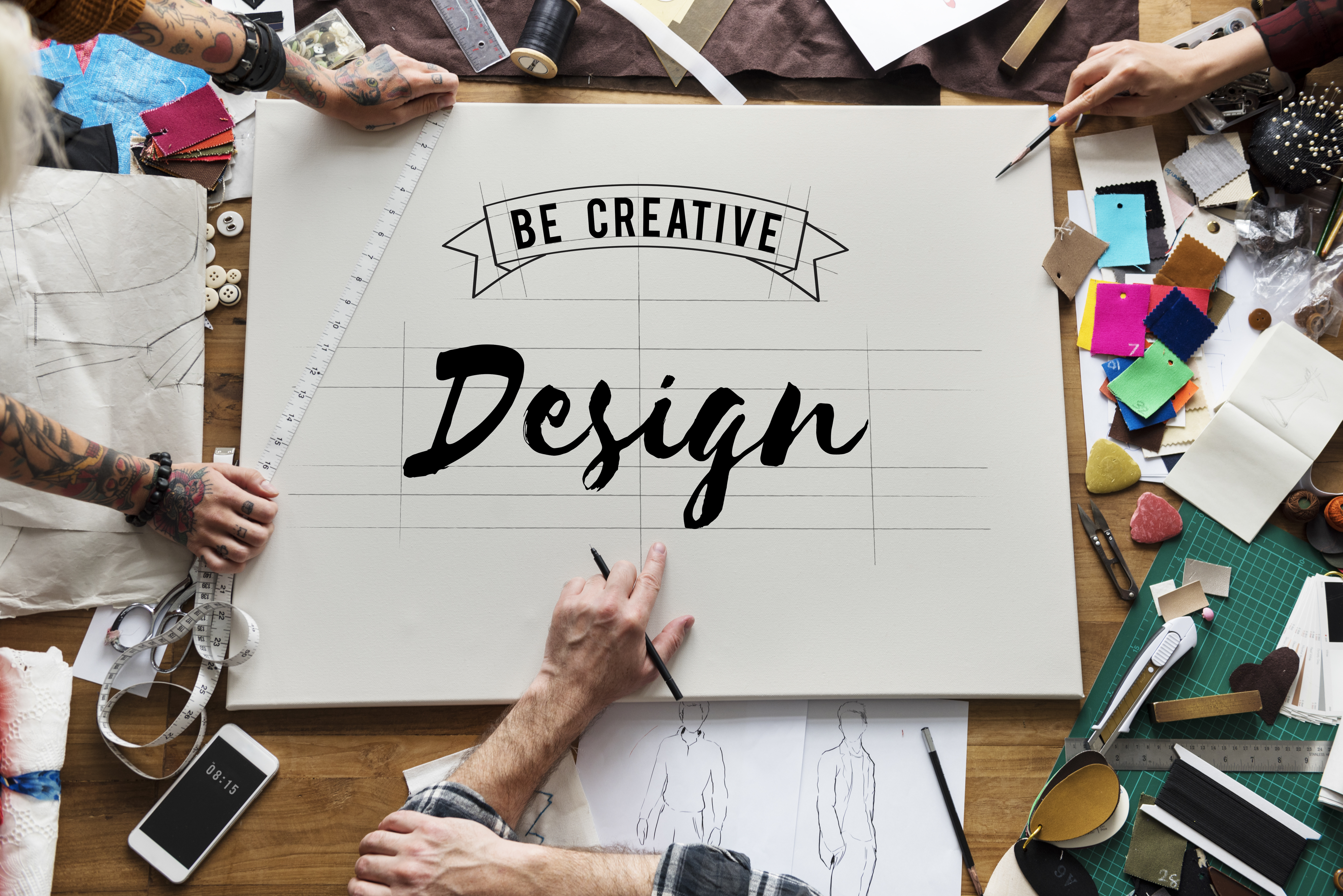 Be Creative Design