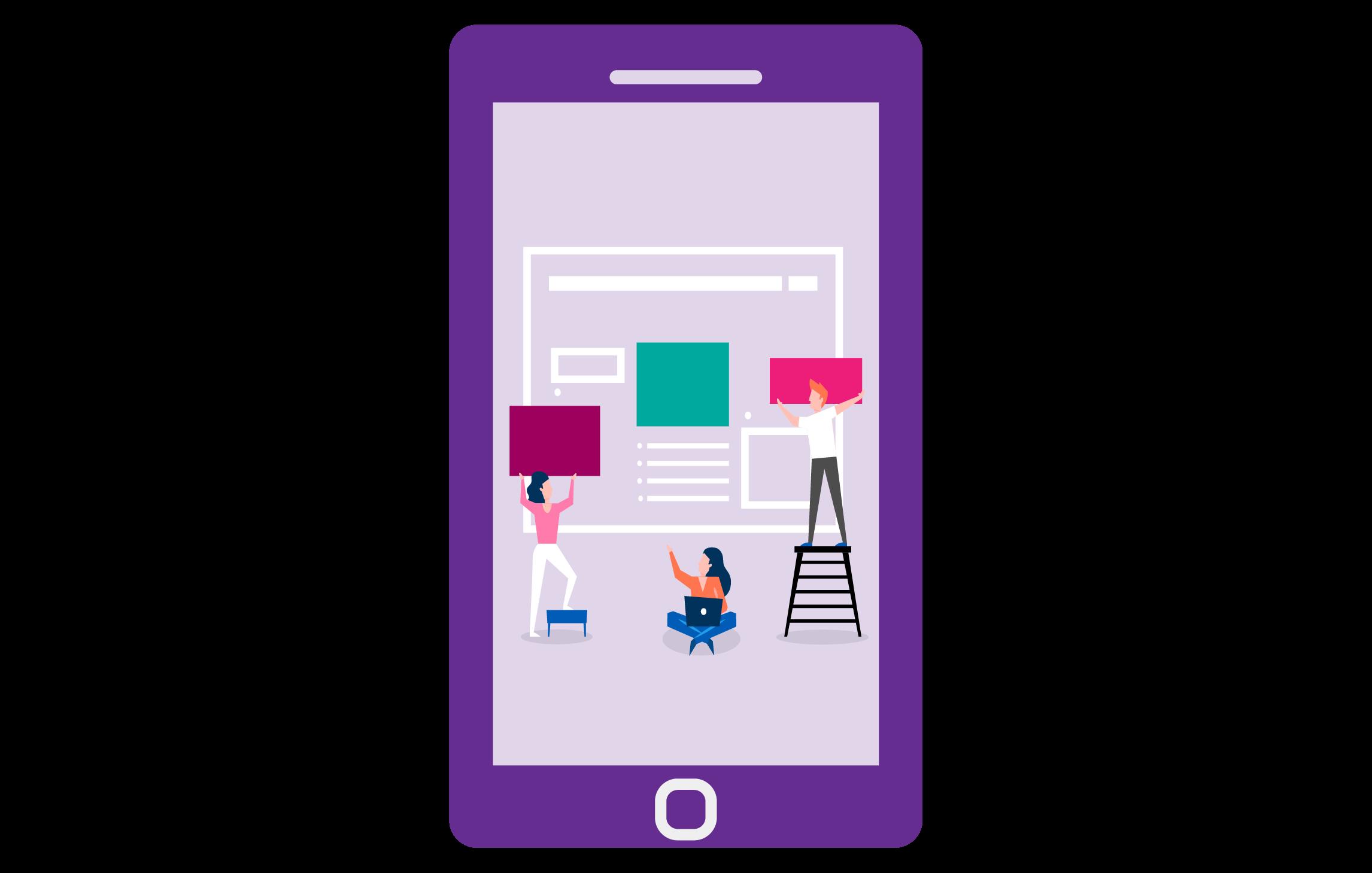 Mobile App Design Delaware