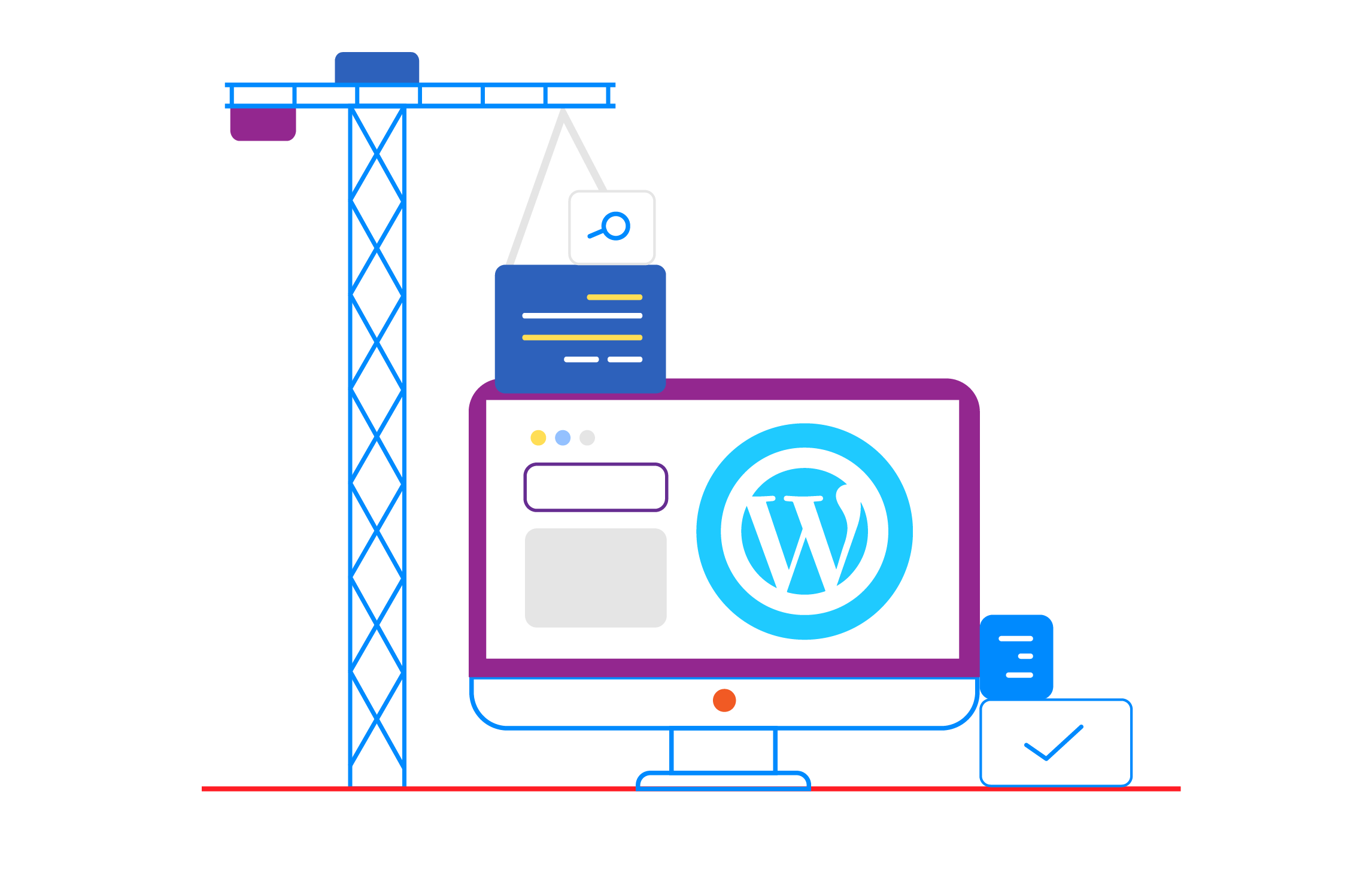 WordPress Web Development Philadelphia