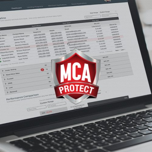 MCA Protect Logo