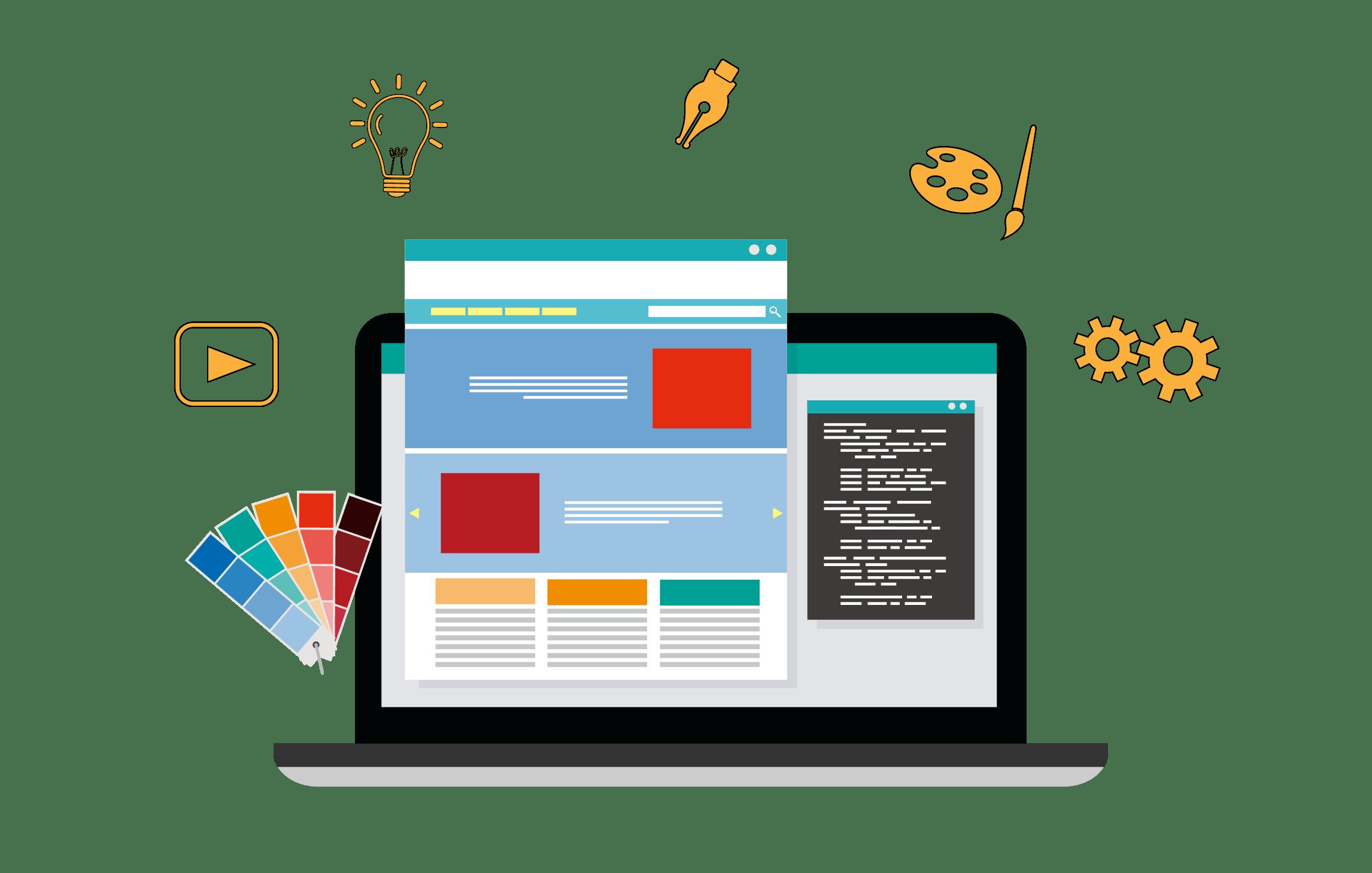 Creative Web Design Company Delaware