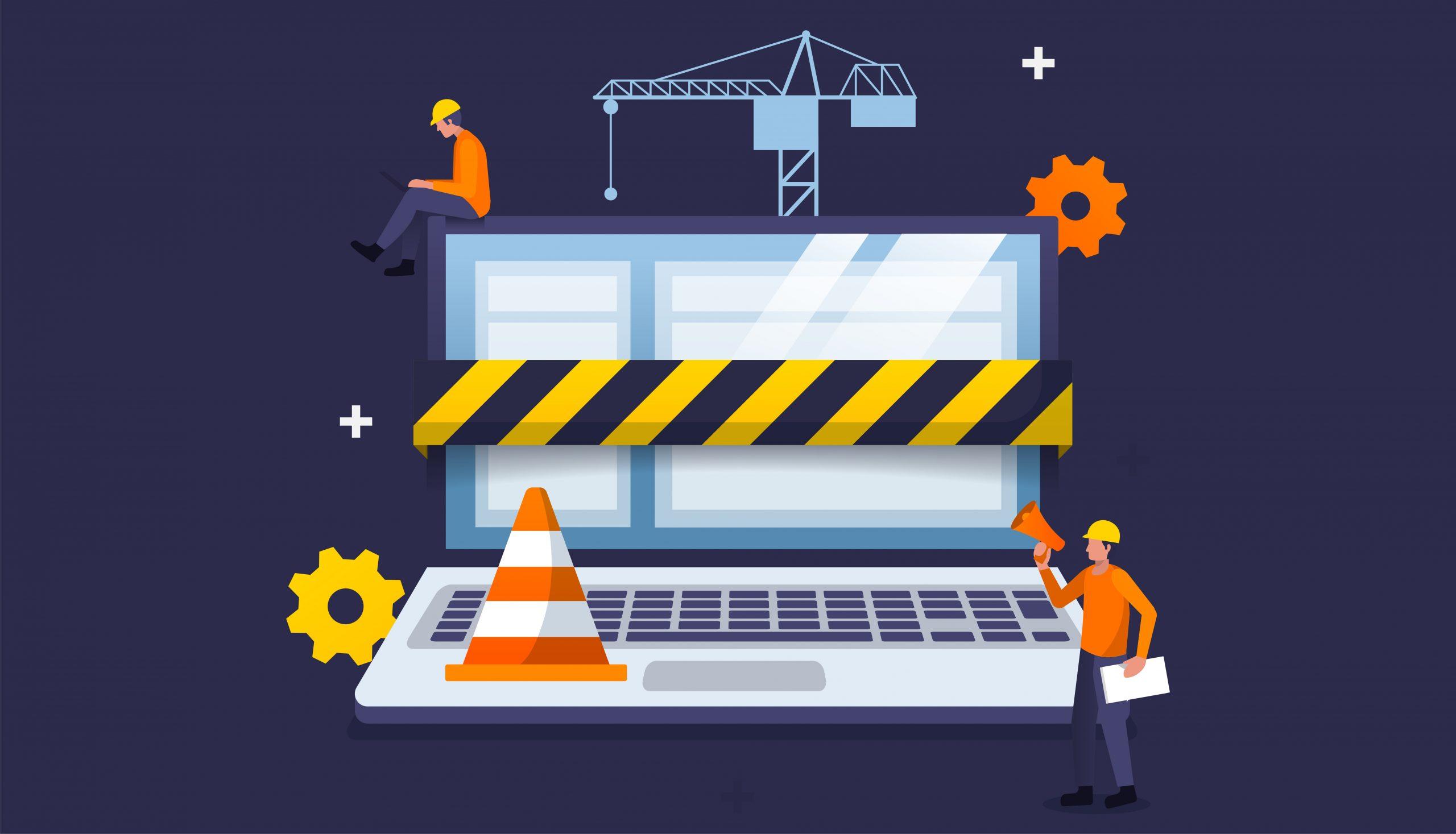 Delaware Web Maintenance Service