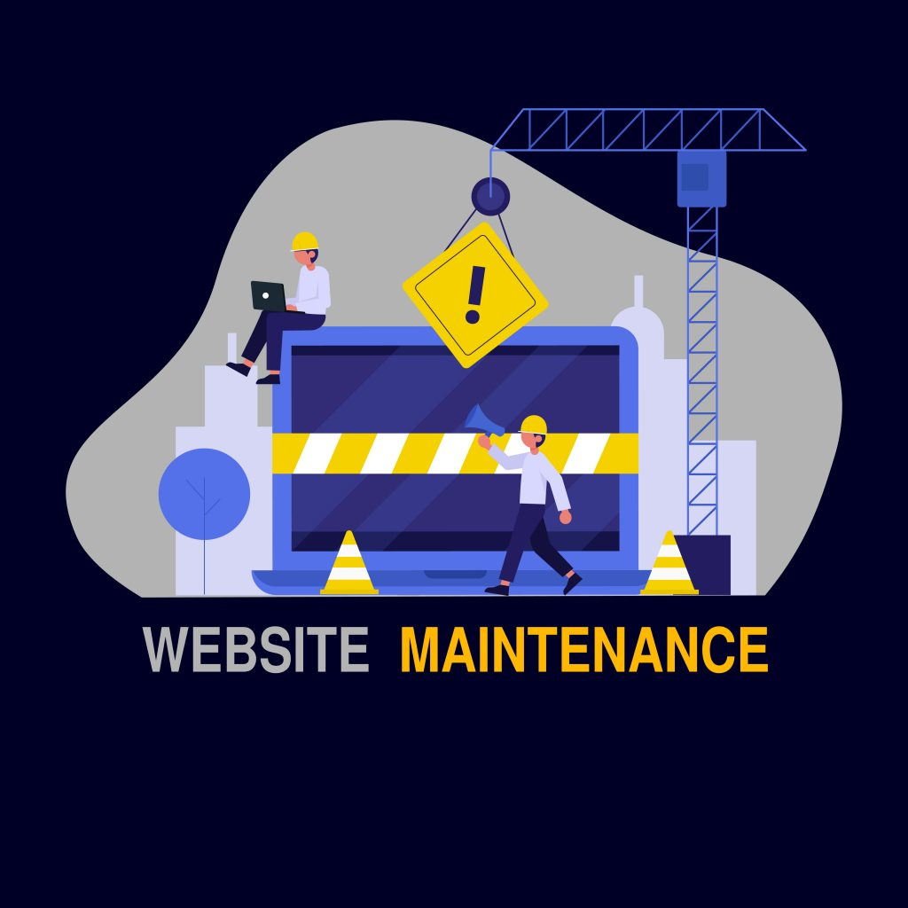 Website Maintenance Services in Maryland
