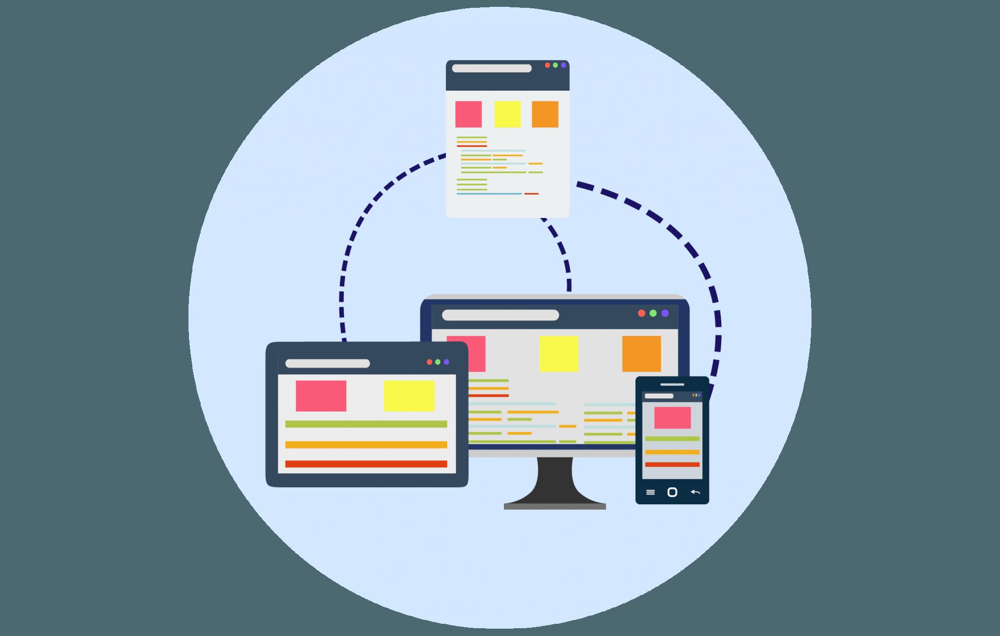 Responsive Web Development Services Delaware